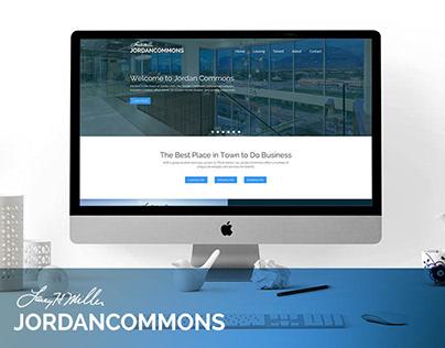 Jordon Commons — Website