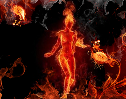 Fogo, Chamas e Cinzas - Covers das Coreografias