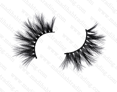 Madihah Trading New Siberian Mink Fur Lashes Wholesale