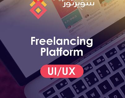 Superneur UI/UX Platform