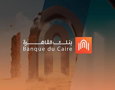Banque Du Caire | Posters Designs
