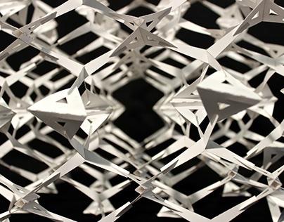 Intermittency: Paper Cubes Studies
