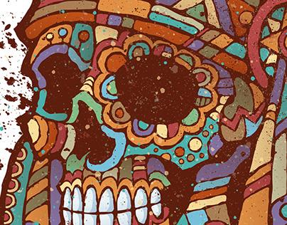 Psycho Mosaic Geronimo
