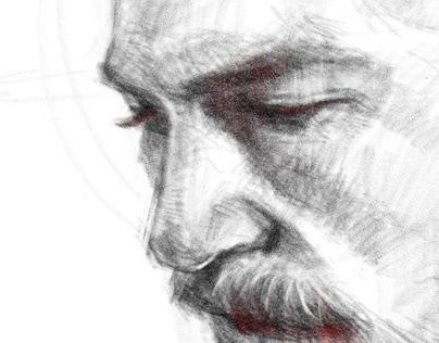 Conor McGregor sketch