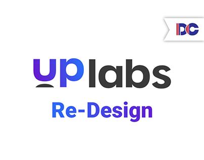 Uplabs.com Redesign