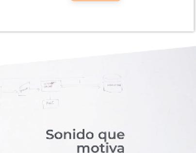 LeetPlanet (Brand design, UX And Web)