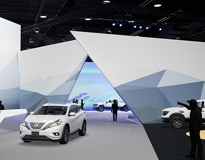 Nissan at Chicago Auto Show