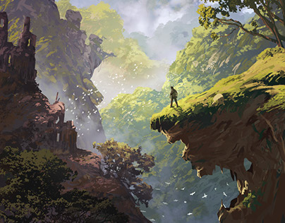 Uncharted book cover
