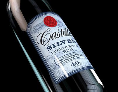 PACKAGING: Castillo Rum