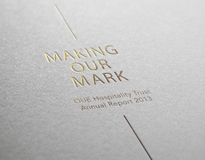 OUE Annual Report 2013