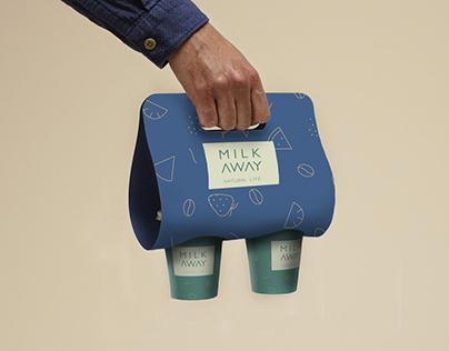 Branding / Packaging Milk Away