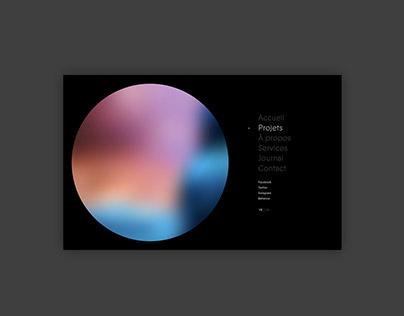 Murmure.me - Website 2018