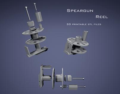 Speargun reel