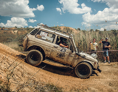 EXTREME Off-road race (photoreport)