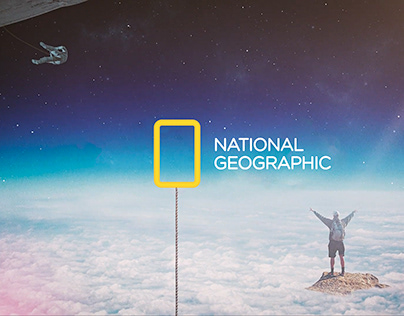 National Geographic new look