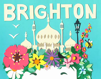 Brighton Local Illustrations