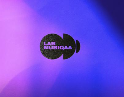 Lab Musiqaa Brand Identity