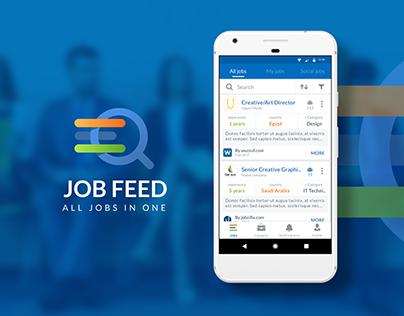 Job Feed App
