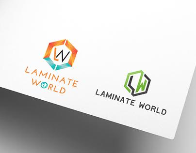 Logo Design for Laminates Showroom