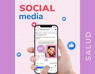 Social media I SALUD