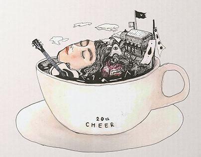 Jiu fen's Coffee Shop
