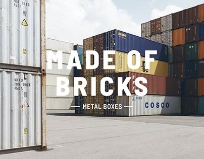 Made of Bricks
