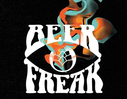 Beer Freak Pub  Branding & Identity