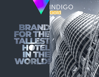 Branding for the Tallest Hotel in the World