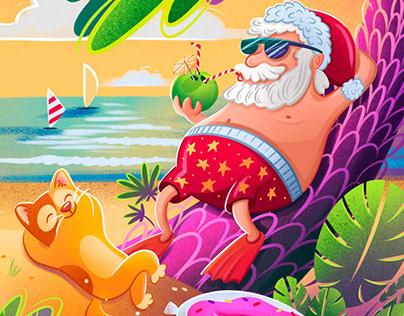 Santa's friuts