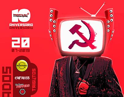 Aniversario Moskau