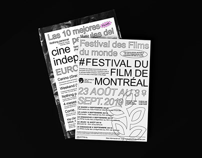Montreal film festival pitch