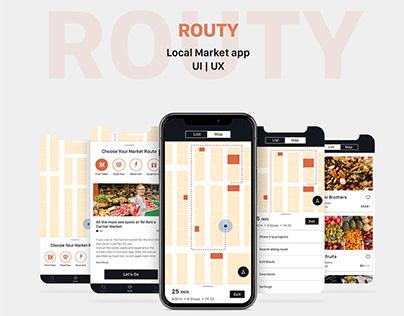 Routy App