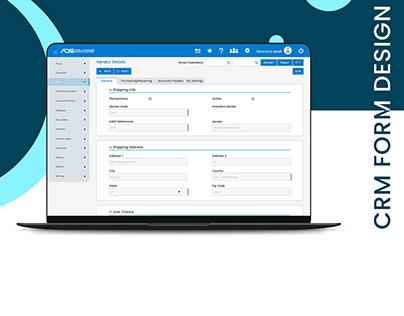 UI/UX | CRM Dashboard Design