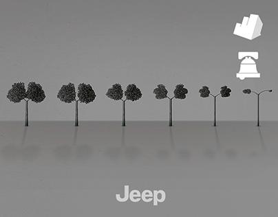 Jeep Compass PRINT / Para la naturaleza y la ciudad