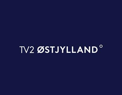 TV2 Østjylland - Broadcast Design