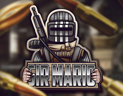 SirMario - Logo