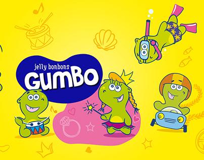 Jelly bonbons GUMBO