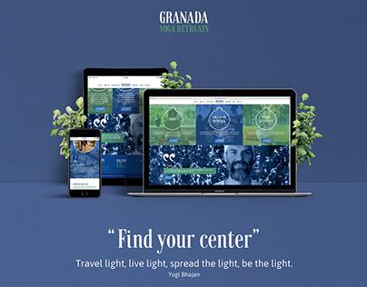 Granada Yoga Retreats