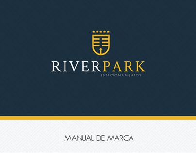 Manual de Marca - RiverPark Estacionamentos