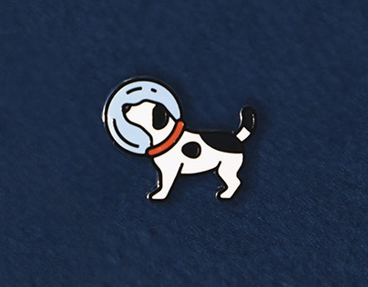 Laika the space dog — Project #02