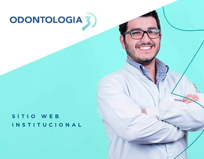 Odontología 3 - Sitio Web para Clínica Dental