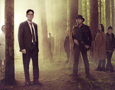 FOX / Campaña Crossmedia lanzamiento serie Wyward Pines