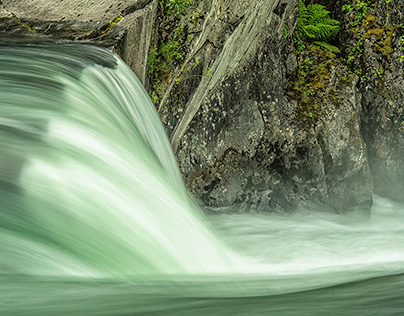 Rock and Water Series - Cheakamus River
