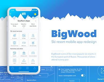 BigWood ski resort