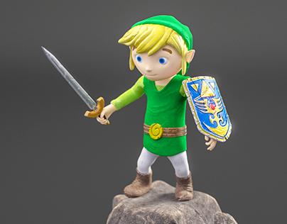 """""""LINK"""" Fan art"""