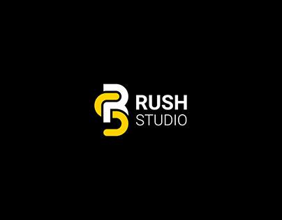 Brand Identity Design   RUSH STUDIO