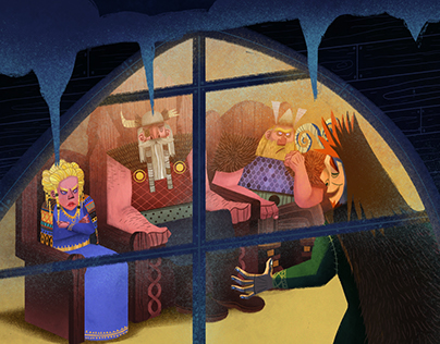 Storytime - Illustrations