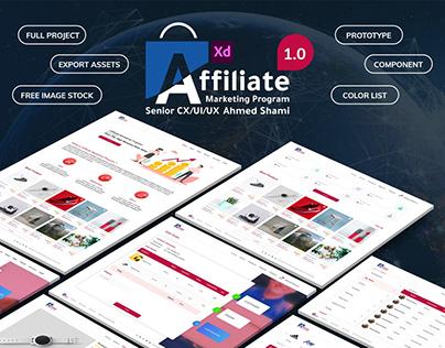 Affiliate Marketing Program - E-Commerce (Full Project)