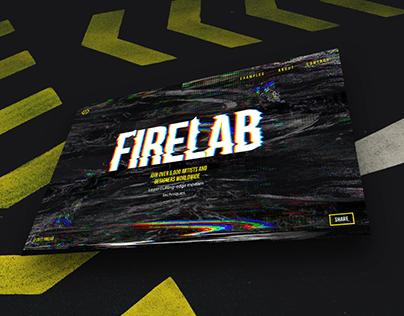 Firelab Glitch exploration