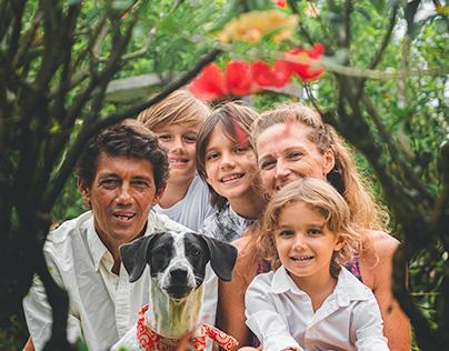 boda y familias